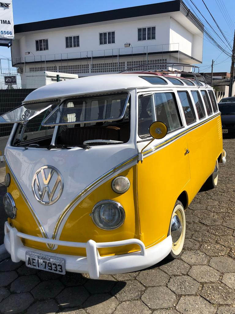 vw bus import