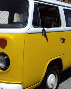 1993 VW Bus Bay Window