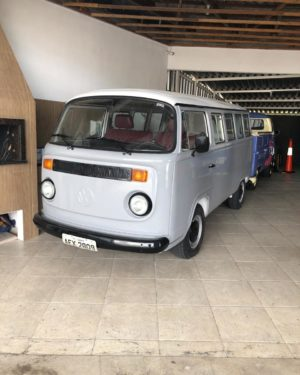 1994 VW Bus Bay Window