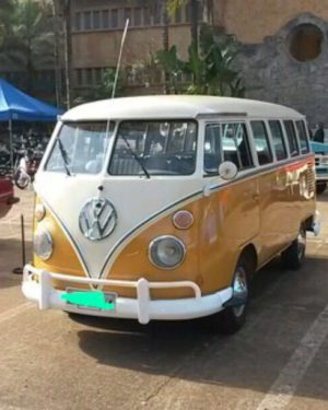 1971 VW Bus 15 Windows