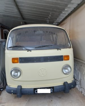 1983 VW Bus Bay Window