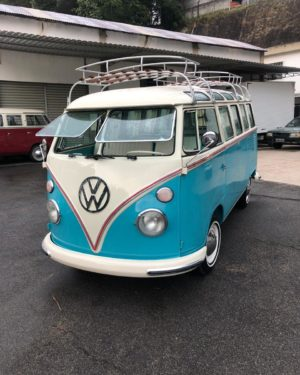 1975 VW Bus 23 Windows