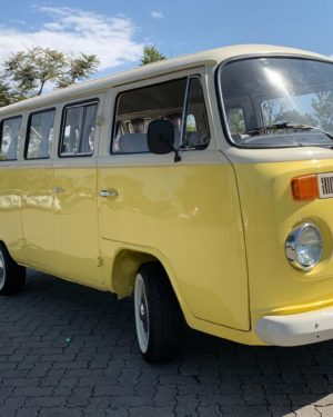 1984 VW Bus Bay Window