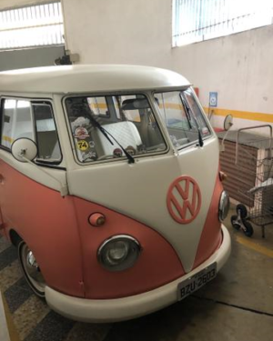 1970 VW Mini Bus