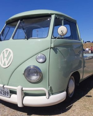 1968 VW Single Cab