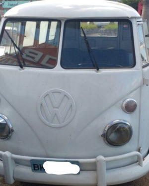 1972 VW Bus 11 Windows