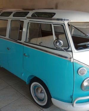 1973 VW Bus 23 Windows
