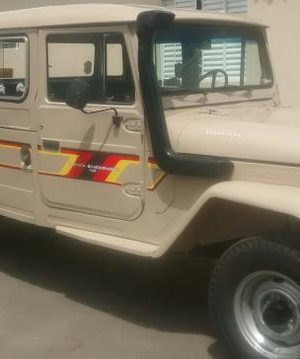 1984 Toyota Land Cruiser