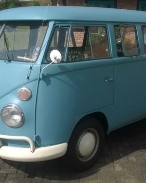 1973 VW Bus 15 Windows