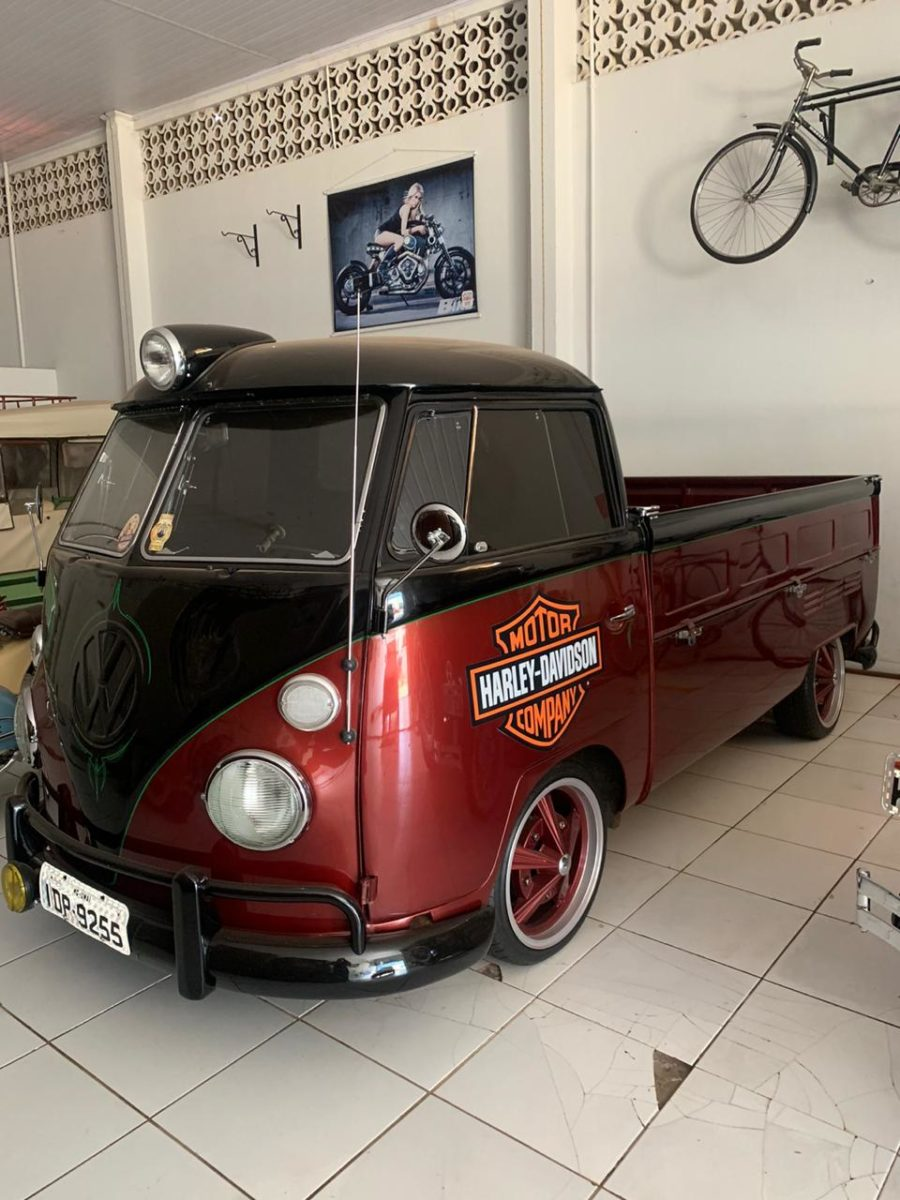 bnb vw single cab