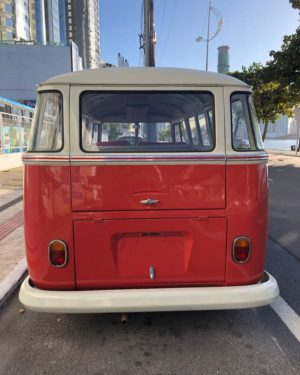 1969 VW Bus 15 Windows