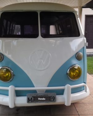 1976 VW Bus 15 Windows