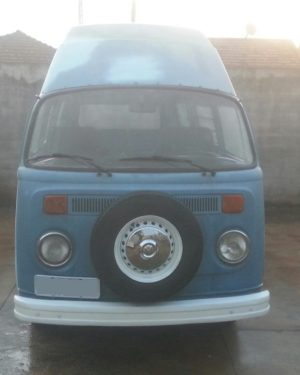 1977 VW Bus Bay Window