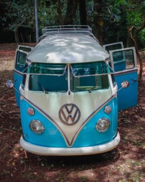 1971 VW Bus 6 Doors