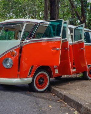 1973 VW Bus 6 Doors