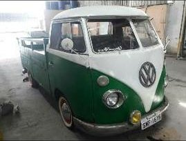 1975 VW Single Cab