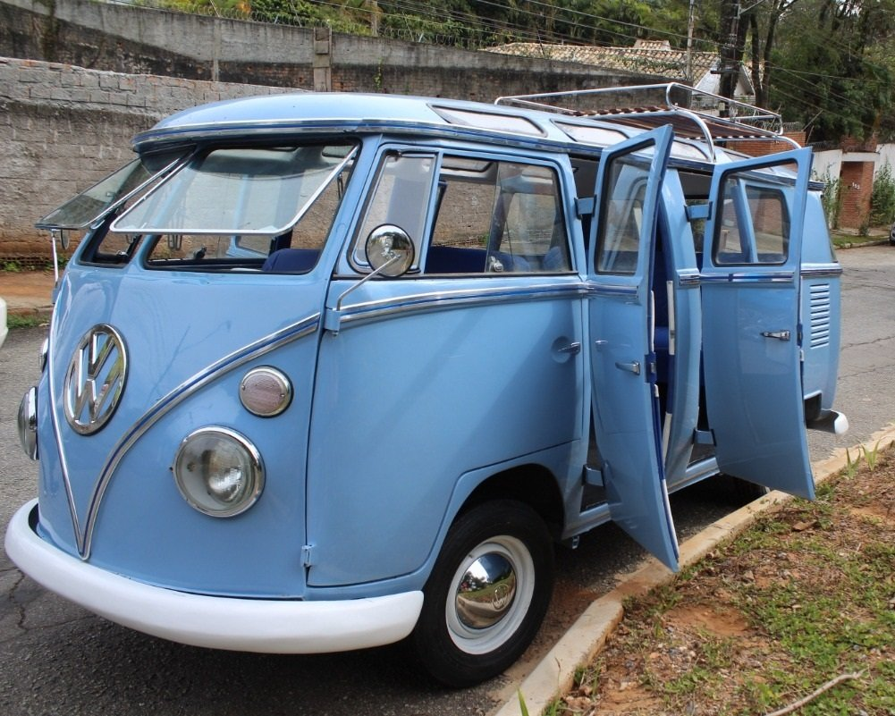 bnb vw bus doors