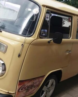 1983 VW Double cab
