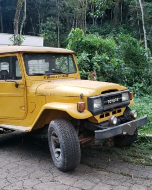 1984 Toytota Land Cruiser