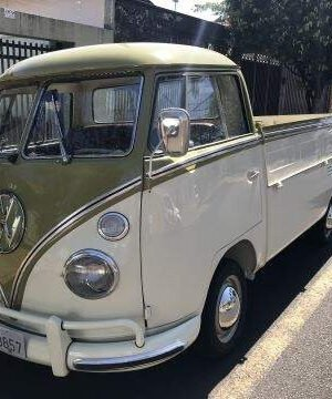 1973 VW Single Cab