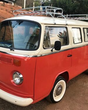 1990 VW Bus Bay Window