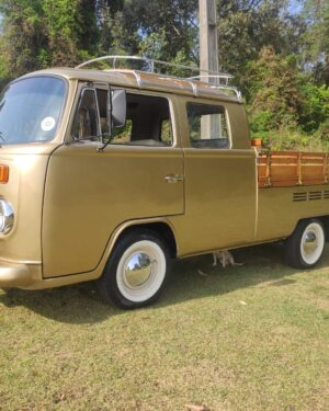 1982 VW Double Cab