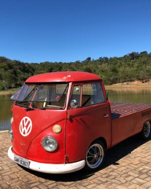 1970 VW Single Cab