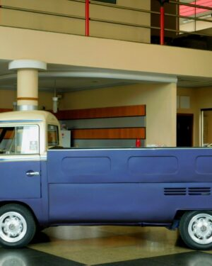 1971 VW Single Cab