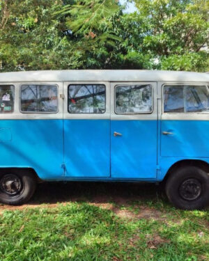 1968 VW Bus 15 Windows